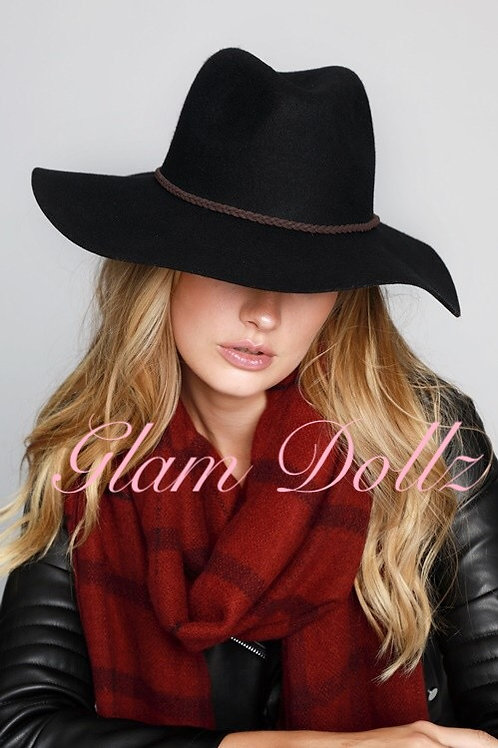 Glam Fedora Hats