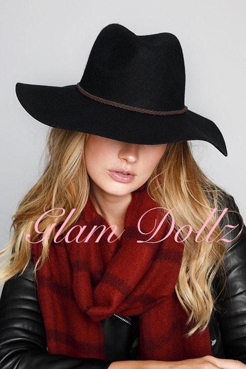 Glam Fedora Hats