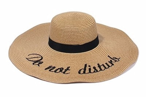 """The"""" Don't disturb the queen"""" Hat"""