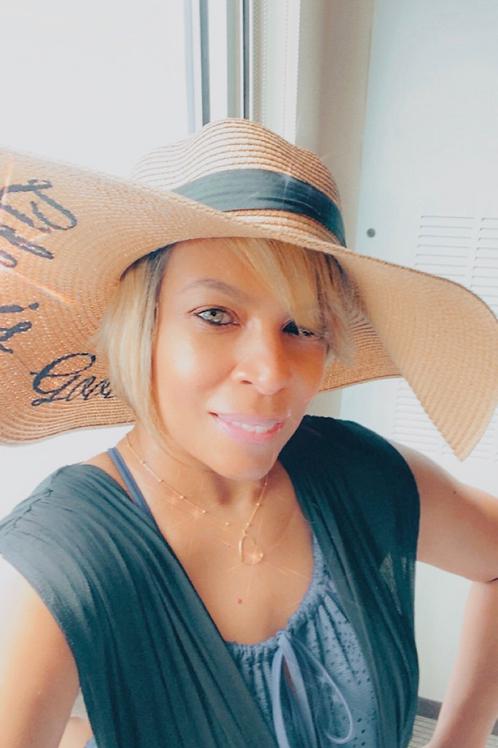 Life is Good Beach Hat