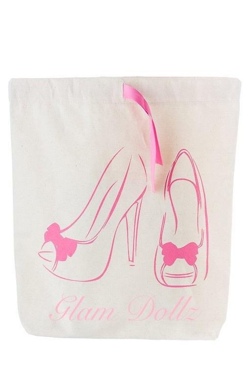 Glam Shoe Bag