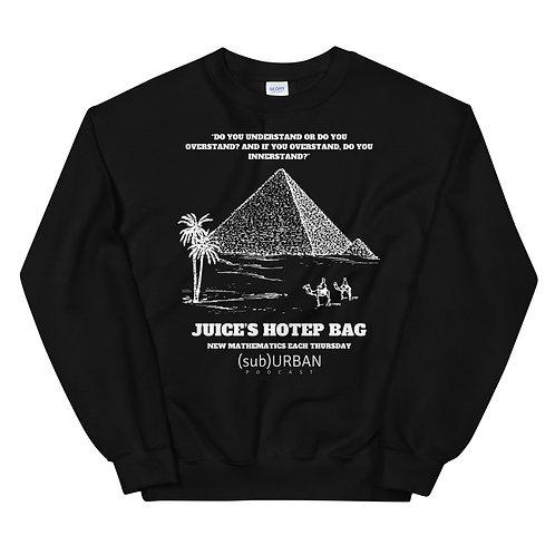 Juice's Hotep Bag Sweatshirt