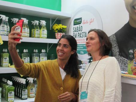 Biowash, lança lava-louças com assinatura da chef de cozinha natural e apresentadora Bela Gil.