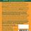 Rótulo Refil 650 ML Limpa Gordura Citrus com textura da fragrância