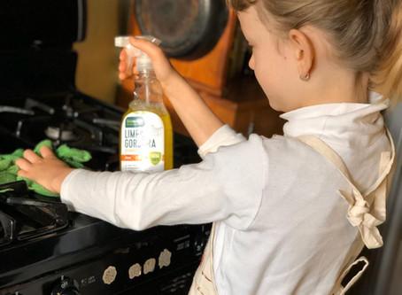 Casos de intoxicação por produtos de limpeza crescem durante a pandemia!