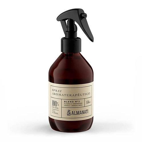 Spray Aromaterapêutico para alegria e criatividade - Blend 2