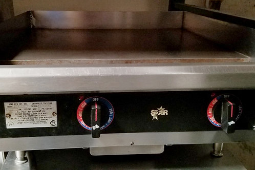 Used Commercial Electric Griddle Equipment Portland