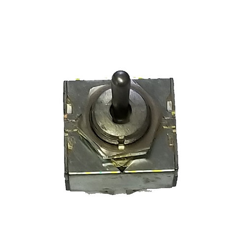 Toggle Switch, 6 Tabs, On-Off-On (center off) Power Saver, 250VAC 20A