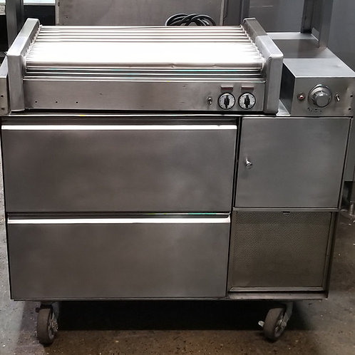 Used Commercial Hot Dog Cooker Portland
