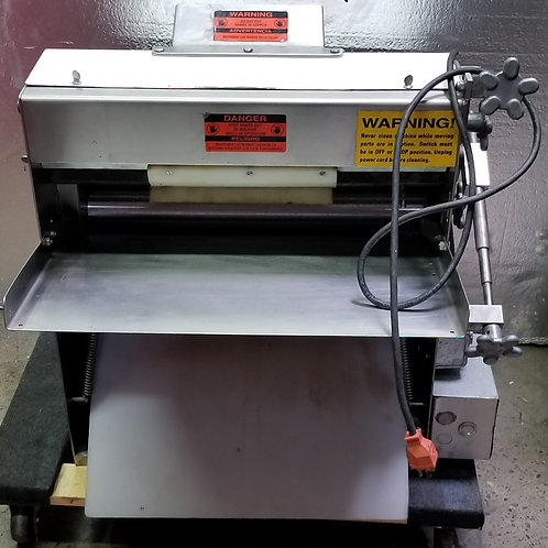 used commercial dough sheeter equipment portland