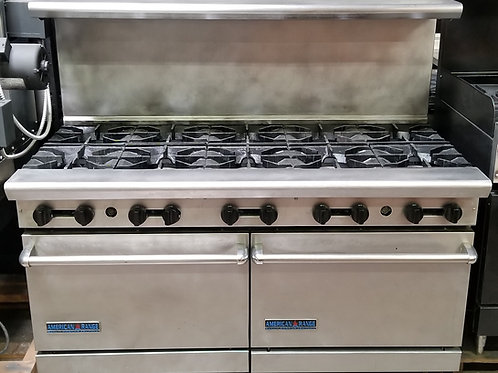 Used American Range Commercial Double Oven Equipment Portland