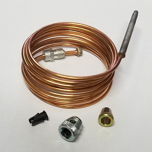"72"" Robertshaw Snap-In Thermocouple, 20-30 MV"