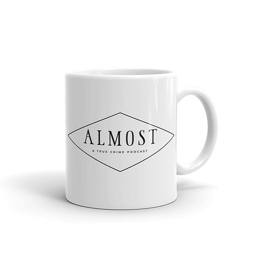 Almost Plain Logo Mug