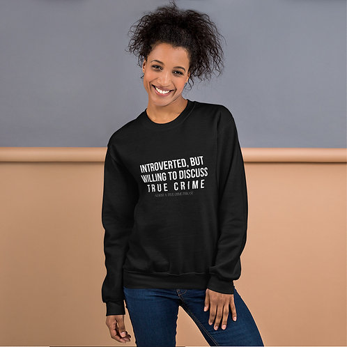 Introverted Unisex Sweatshirt