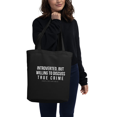 Introverted Eco Tote Bag