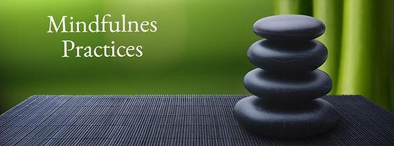 Increase balance through mindfulness