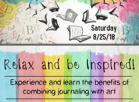 Art Journaling Workshop!