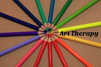 Counseling with art and art therapy