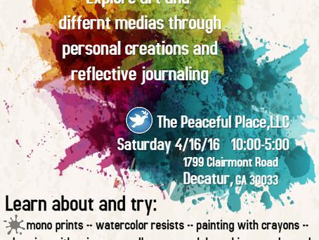 Creative Art/Journaling Workshop