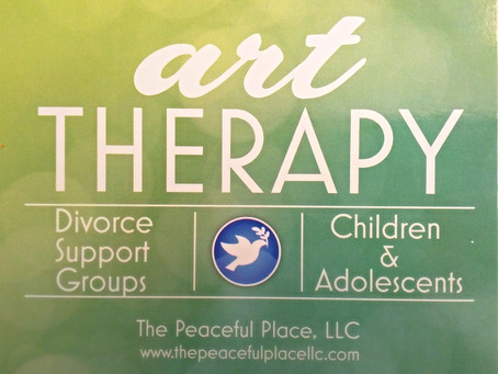 Art Therapy Divorce Support for Children and Adolescents