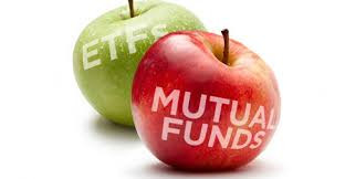 Mutual Funds versus Exchange Traded Funds