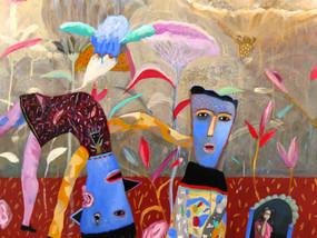 """Exposition """"Jean Boccacino, un artiste en apesanteur """""""