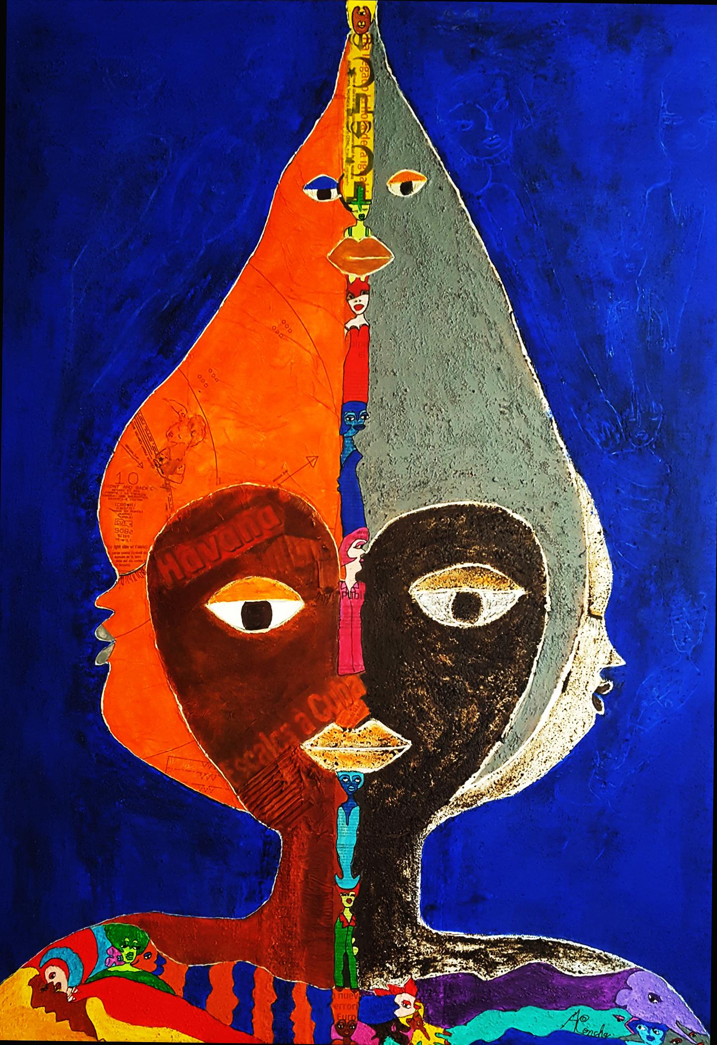 Mascara de Eleggua