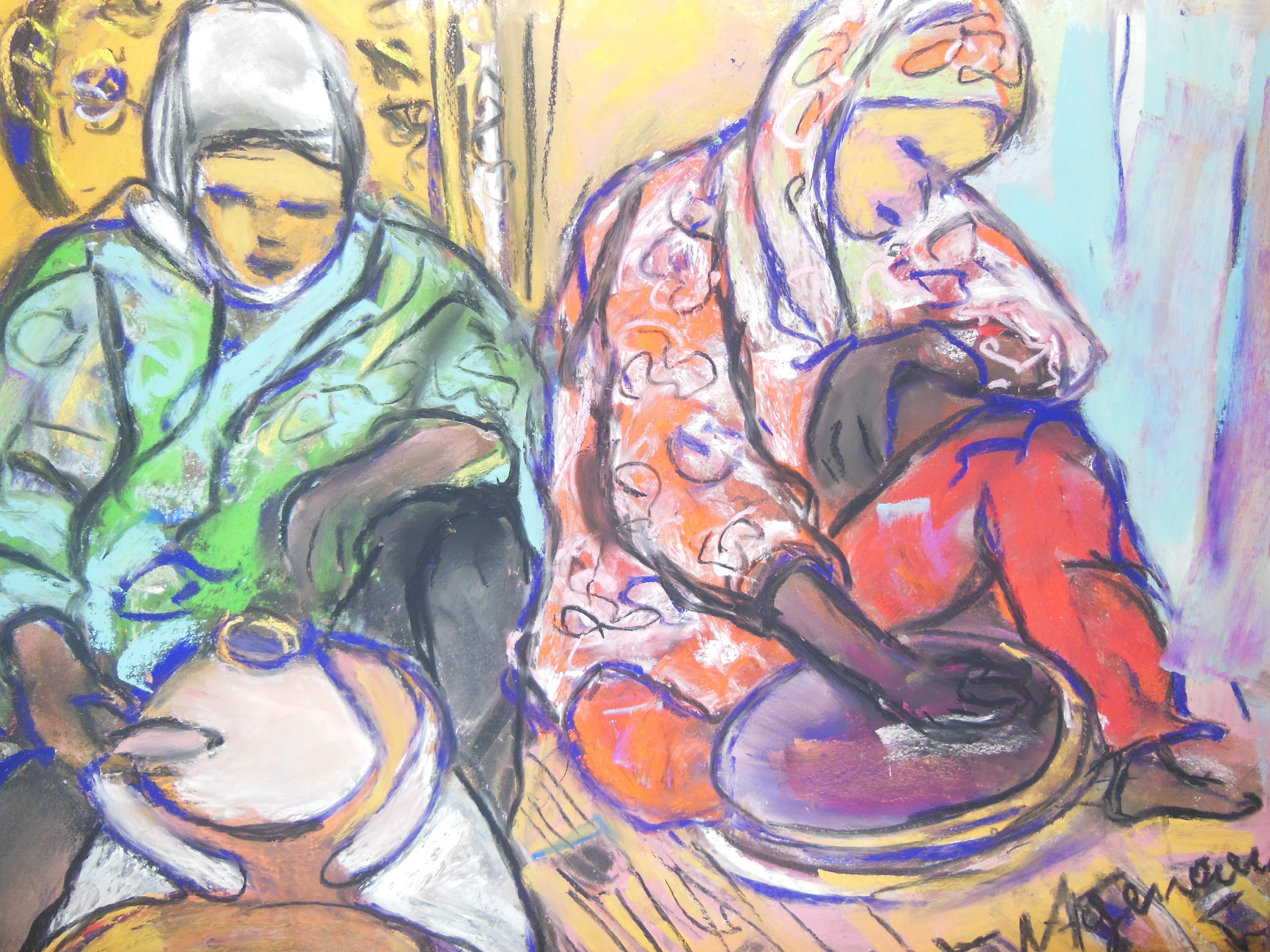 Femmes berbères 1