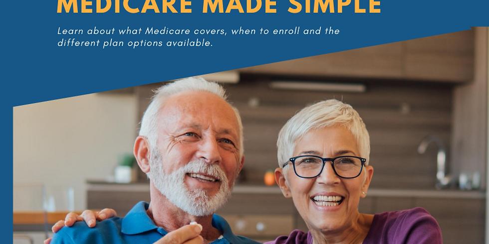 Medicare Made Simple- Online Seminar