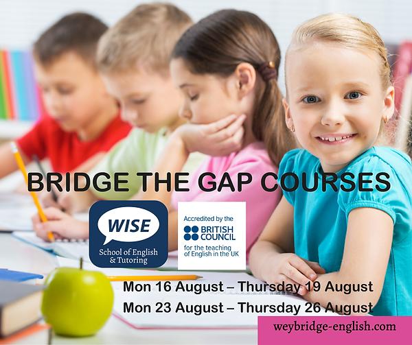 Bridge the Gap Course