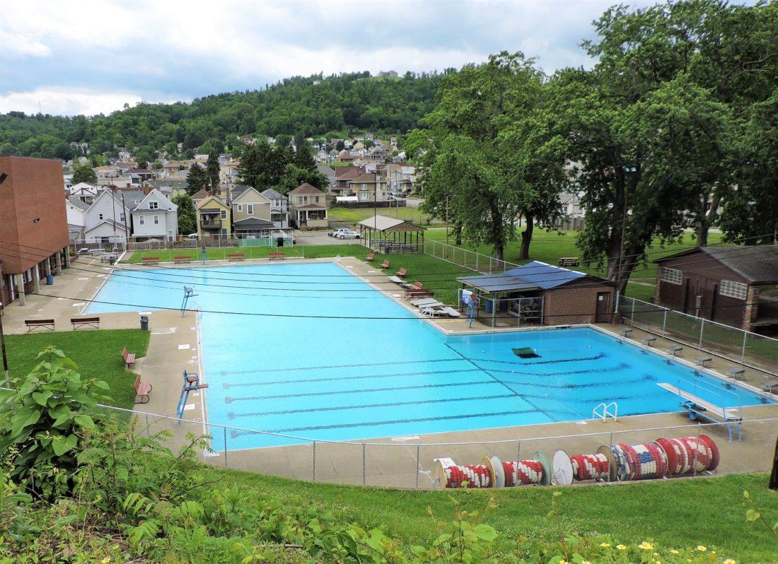 Martins Ferry Pool
