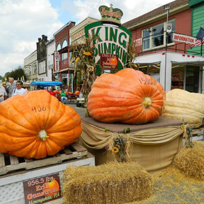 The Barnesville Pumpkin Festival-   How it all Started