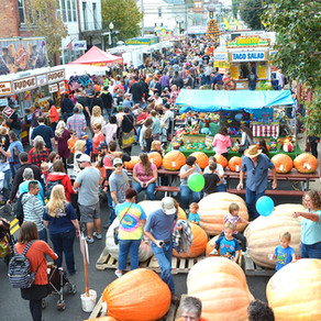 Top 6 Things To Do At The Barnesville Pumpkin Festival