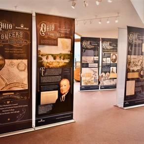 Belmont County Heritage Museum hosting Ohio Pioneers Exhibit