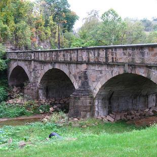 Blaine 'S' Bridge