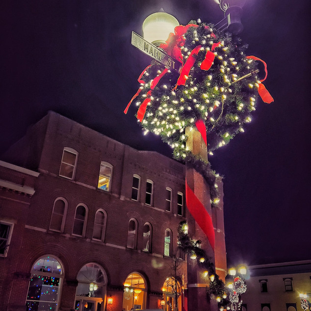 Downtown St.Clairsville