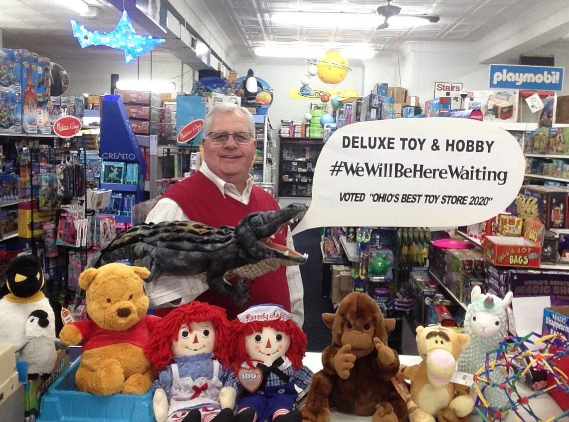 Deluxe Toy & Hobby