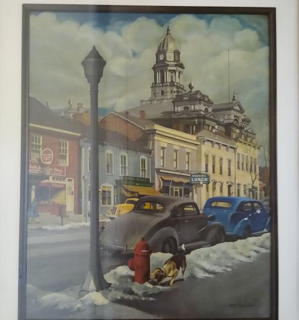 Art Sullivan Painting