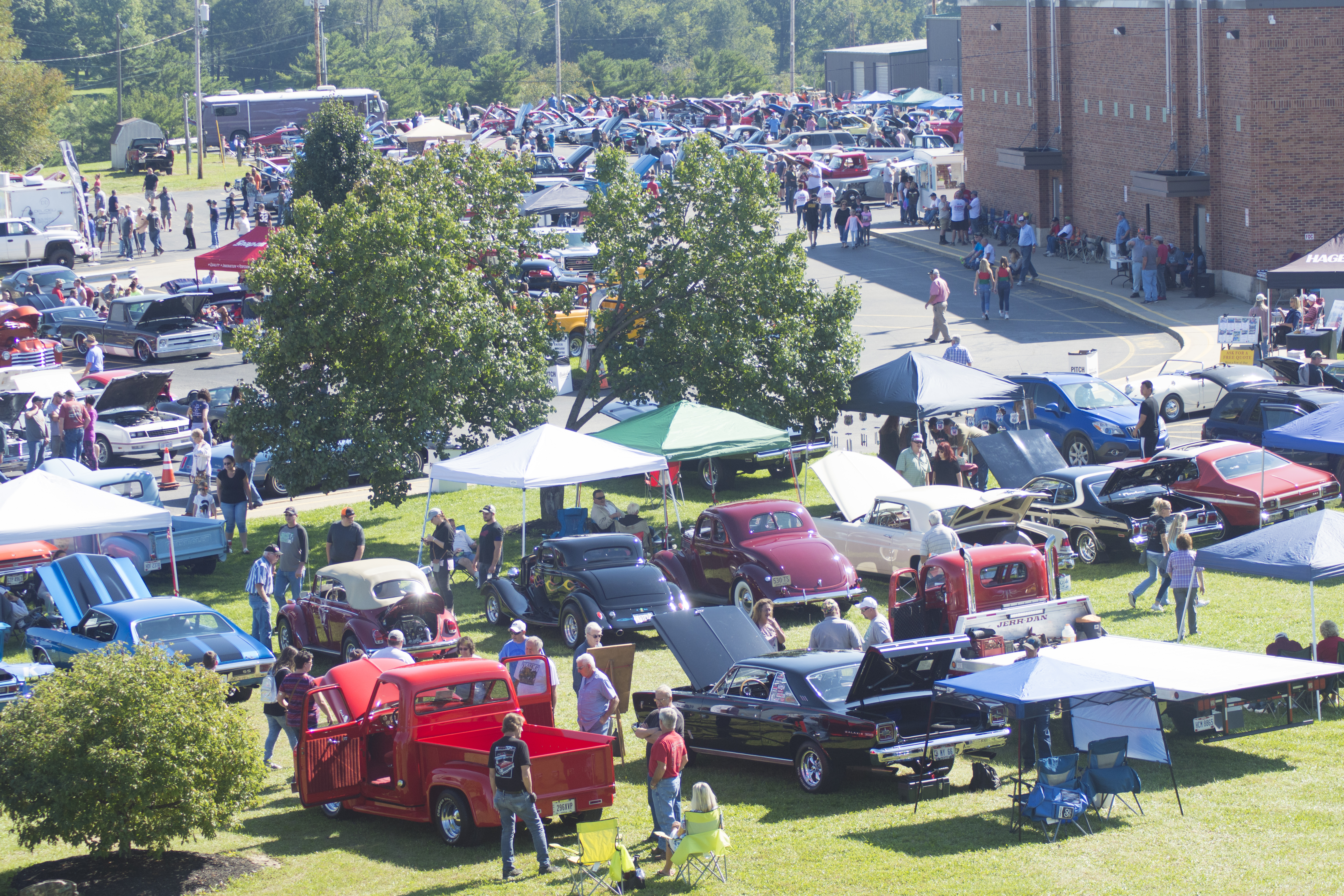 Car Show overview