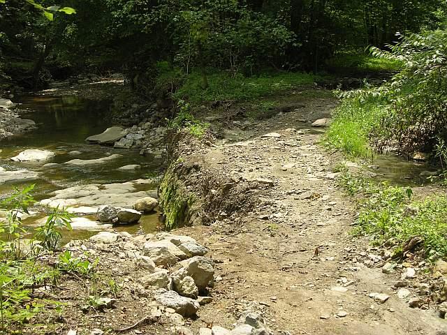 Captina Creek Walking Trail
