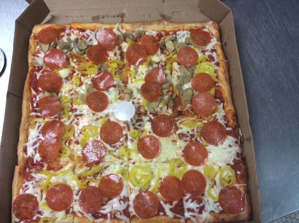 Papa D's Pizza