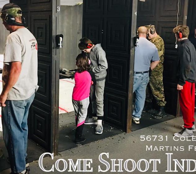 CSI-Come Shoot Indoors