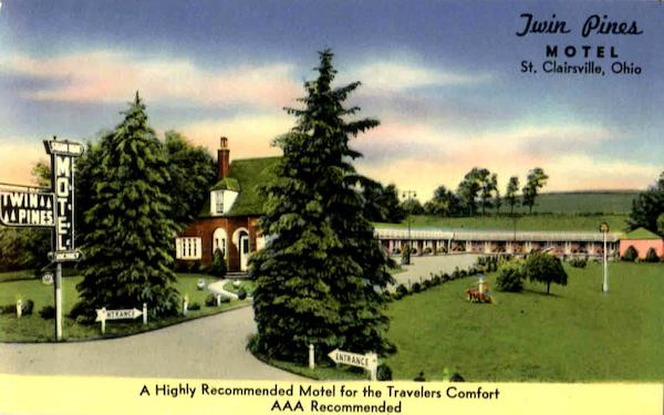 Twin Pines Motel