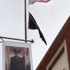 Flag project honors local veterans