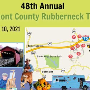 2021 Belmont County Rubberneck Tour to feature St. Clairsville area