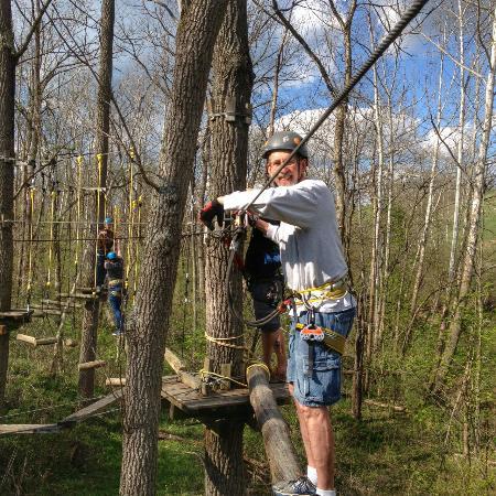 Adventure creek zip