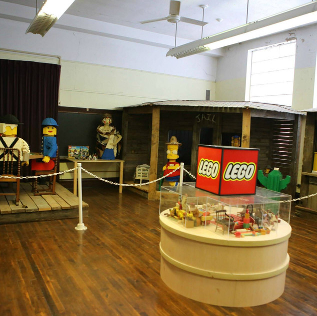 Bellaire Toy & Brick Museum