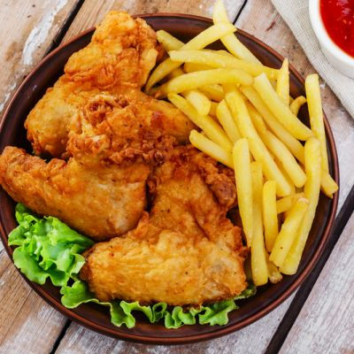 Long John Silver's and KFC
