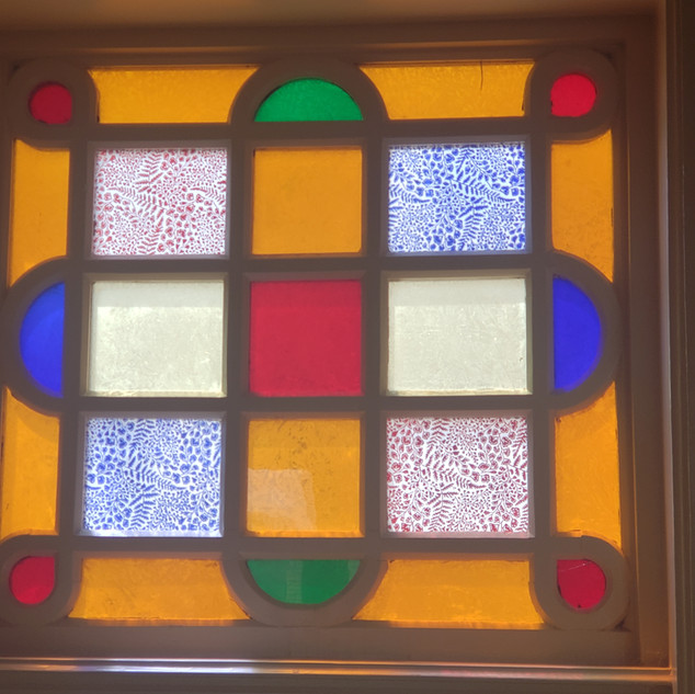 Decorative Glass Window
