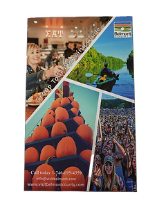 40 on 40 Travel Brochure